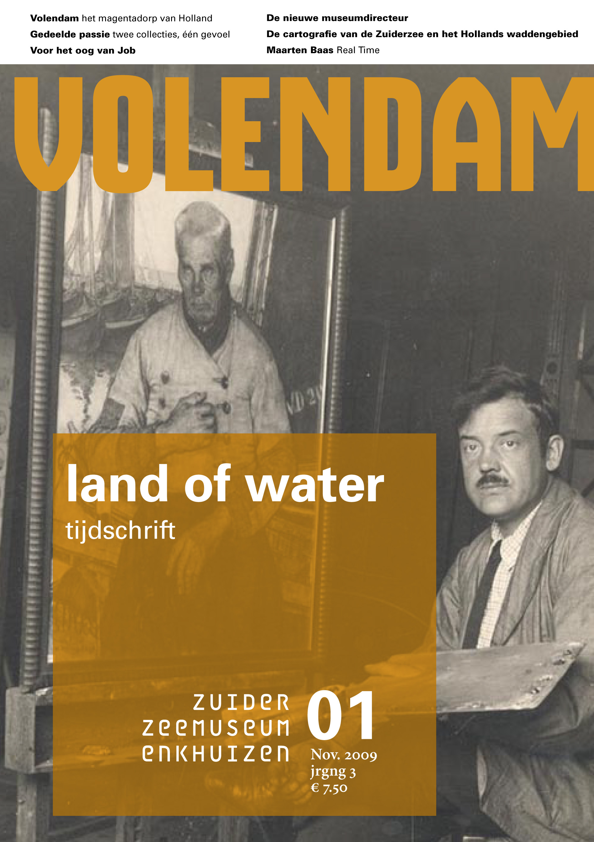Land of Water 3 nummer 01